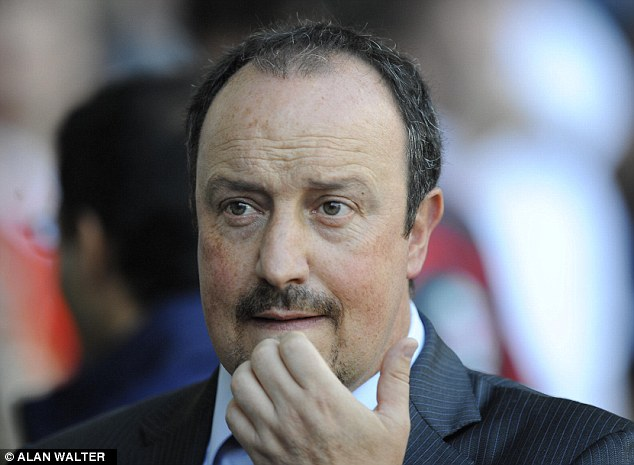Keen: Then Liverpool manager Rafa Benitez wanted a deal with QPR to ward off Manchester United's interest
