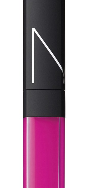 With a new formulation, NARS £19.50 Lip Glosses claims to contain nourishing ingredients that hydrate and smooth fine lines leaving lips soft and supple.