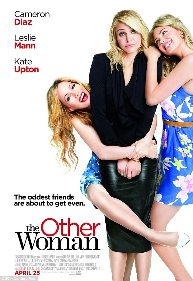 Upcoming: The Other Women is released across Australia on April 24