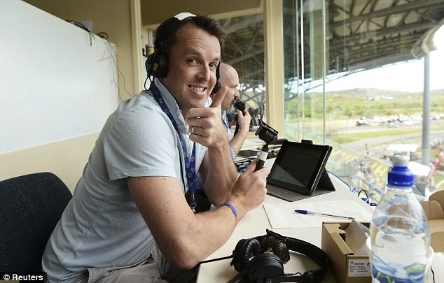 Biggest problem: Replacing front-line spinner now commentator Graeme Swann is a challenge
