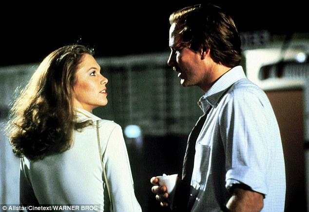 Big break: Kathleen first hit the big screen in 1981's Body Heat opposite William Hurt