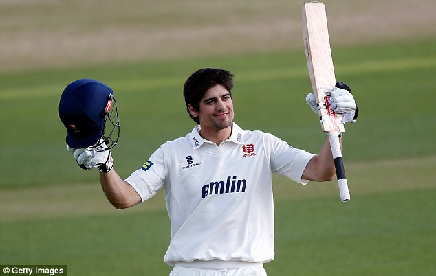 Opportunity: After a nightmare winter Alastair Cook has a chance to rebuild the England team as his own