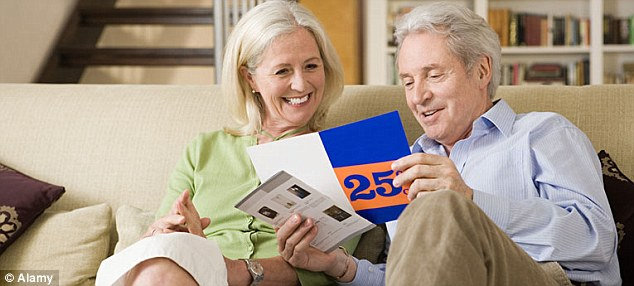 More choice: People retiring from next April will be able to dip into their pension whenever they want.