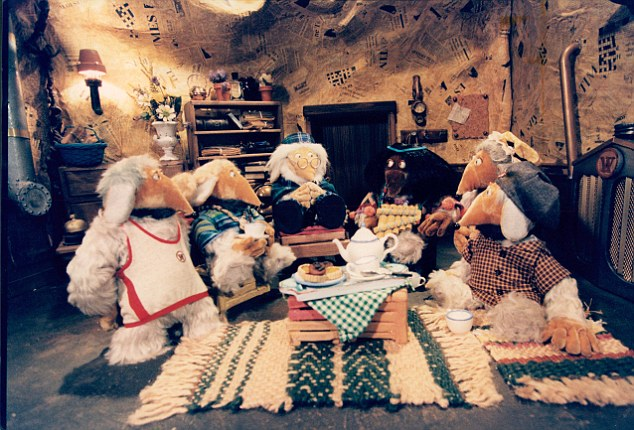 The Wombles of Wimbledon were always keen environmentalists, so what might they think of Mr Ritchie's loud, air polluting helicopter