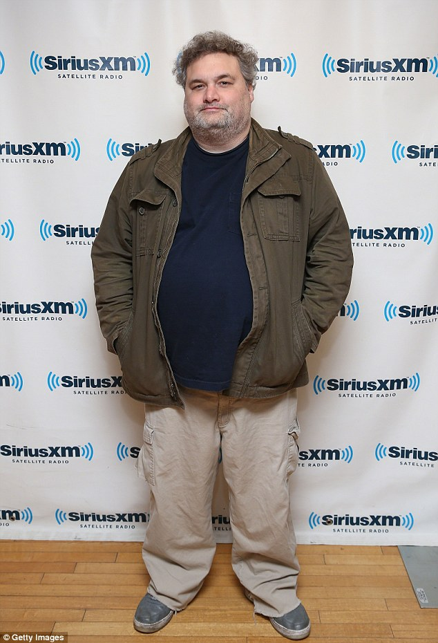 Radio host: According to TMZ, he is expected to be released from the hospital tomorrow, seen here in November 2013