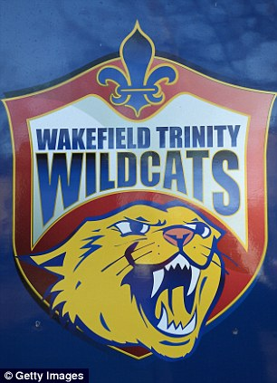 Walking away? Wakefield chairman Michael Carter may quit if Bradford overturn a points deduction