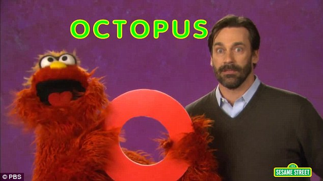 So smart! He came up with the word 'octopus' when asked to state three words that start with the letter 'O'