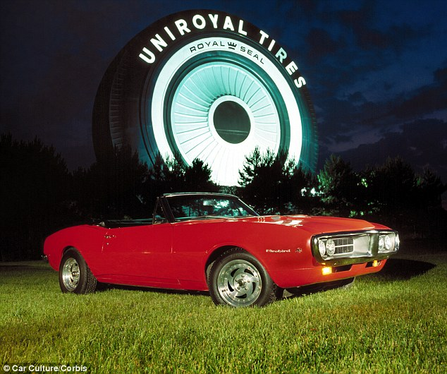 Rawlings has discovered the cars that were the model for the highly influential 1967 Pontiac Firebird