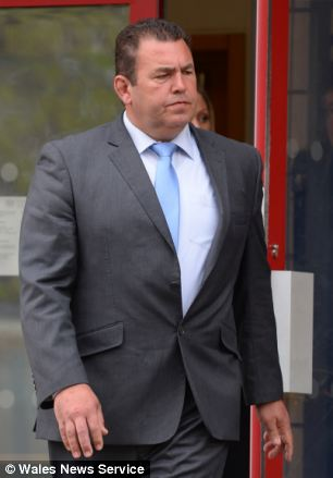 Detective sergeant Stephen Phillips, 45, stole money from a house in South Wales