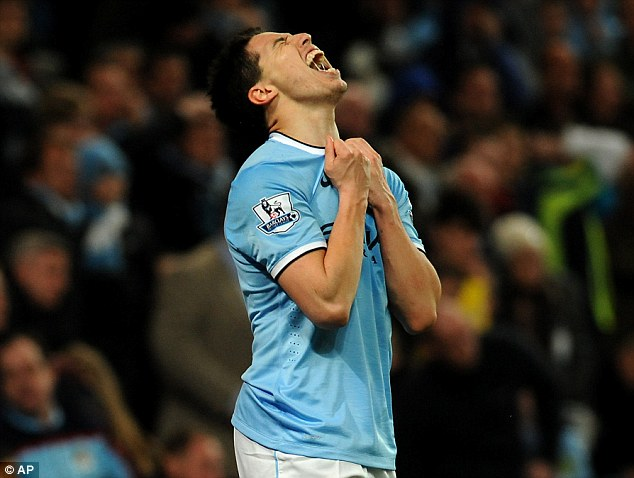 Strong words: Samir Nasri claims Toure would be considered as one of the best if he wasn't African