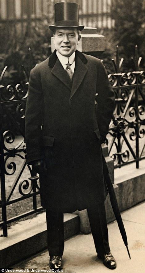 20 Apr 1924, Manhattan, New York City, New York State, USA --- Original caption