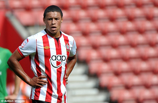 Rise: Alex Oxlade Chamberlain joined Arsenal from Southampton