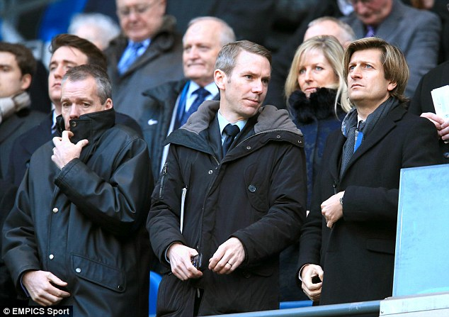 Accused: Cardiff have launched a complaint against Crystal Palace and Iain Moody