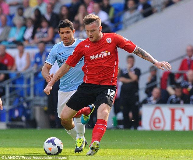 Text scandal: Gunnarsson reportedly leaked Cardiff team details to Crystal Palace staff