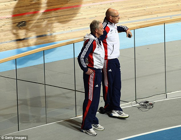 Team: Sir Dave Brailsford guided Great Britain's cyclists to seven golds at both Beijing 2008 and London 2012