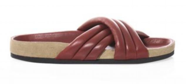 Isabel Marant's Holden sandal, retailing at a cool £280, is said to the holy grail of footwear this summer