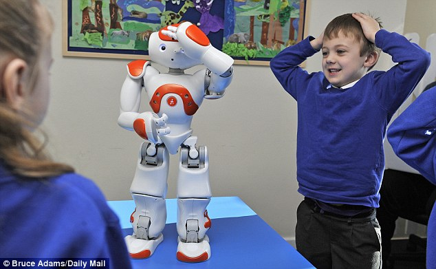 A feature recently developed allows teachers and parents to track a child's progression by recording all of their results in games played with the robot and by tracking their responses