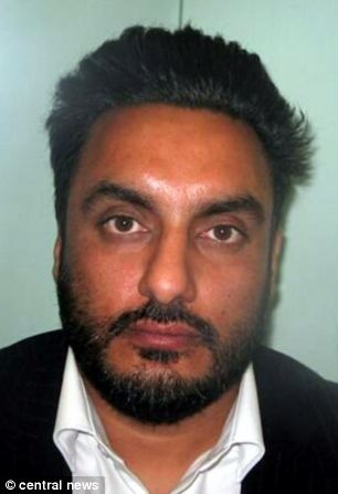 Dodgy: Ms Shaheen's former boss Nazakat Ali ran an immigration scam setting up fake marriages