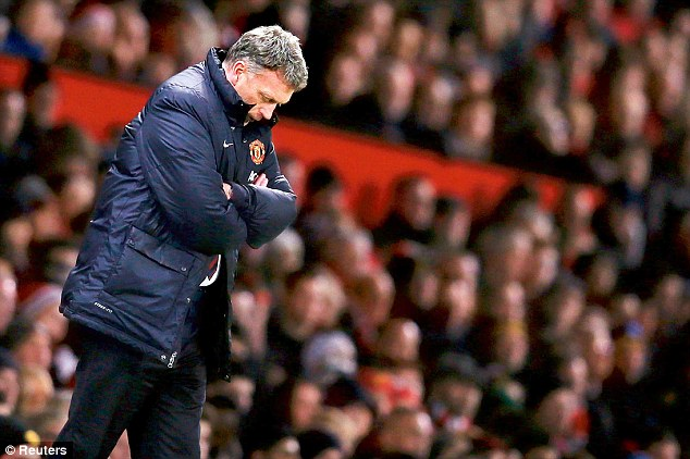 Nightmare over: David Moyes' brief reign at Manchester United has come to an end