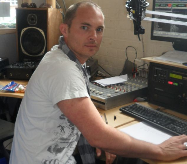Culprit: He then told Ms Livesey, who tracked down the culprit - Capital Xtra producer Stuart Grant (pictured)