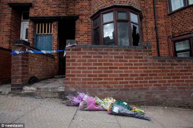 The court heard that Shehnila Taufiq, her daughter Zainab, and sons Bilal, and Jamal died in the blaze at the family's home in Wood Hill, Leicester, pictured