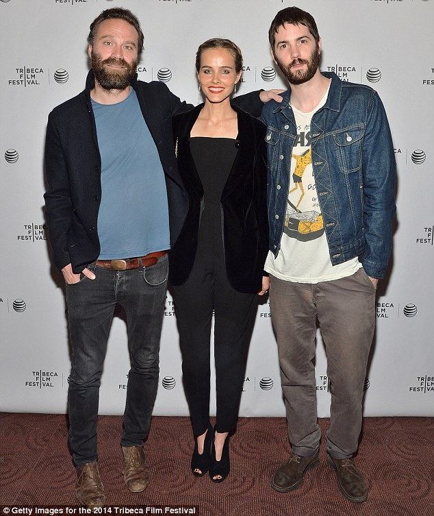 Long way from Home and Away! She was pictured alongside director Tristan Patterson and co-star Jim Sturgess at the premiere