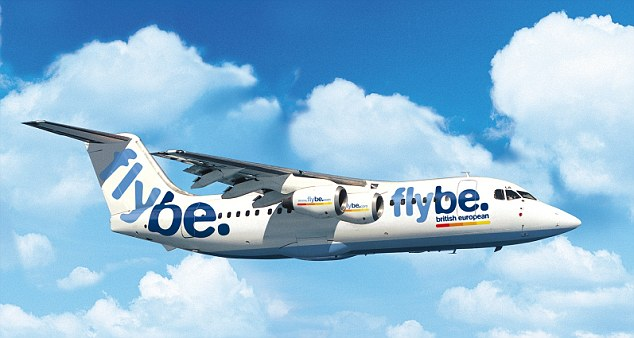 Back to London: Flybe pulled out of Gatwick but has added routes to London City Airport