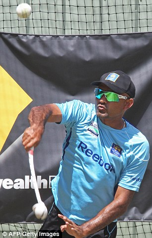 Main man: Marvan Atapattu has been appointed coach of Sri Lanka