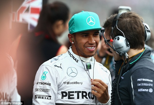 Talent: Lewis Hamilton has Senna's speeed but he is not as complete a driver as the Brazilian