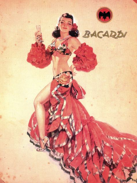 1949 Lillo Collection_ Rumbera.jpg Bacardi heritage images