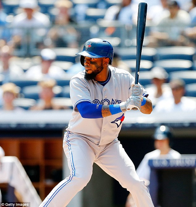 Smash: On the baseball pitch, TLA represents top players such as Carl Crawford and Jose Reyes (pictured)
