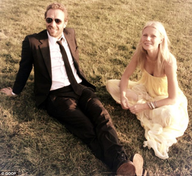 The perfect split? Gwyneth and Chris have remained close since their separation