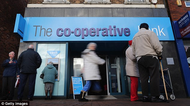 Co-op investigation: But the 2009 takeover of Britannia is also expected to feature heavily in the report