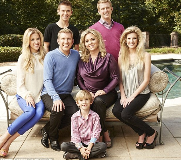 Curbed: According to court documents obtained by MailOnline,  family patriarch Todd Chrisley of  Chrisley Knows Best, could soon lose the family mansion in Rosewell, Georgia to the bank