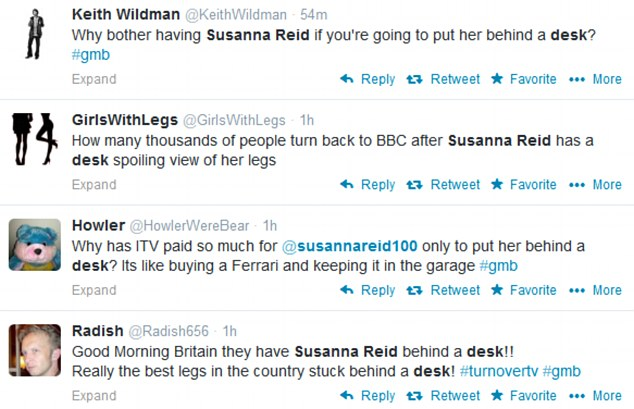 Complaints: Viewers didn't hold back with their criticism of the format