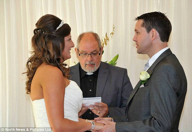 In the ten years since they tied the knot, Gail and Brian recruited 2,700 Avon representatives and are now earning around £8,000 every three weeks