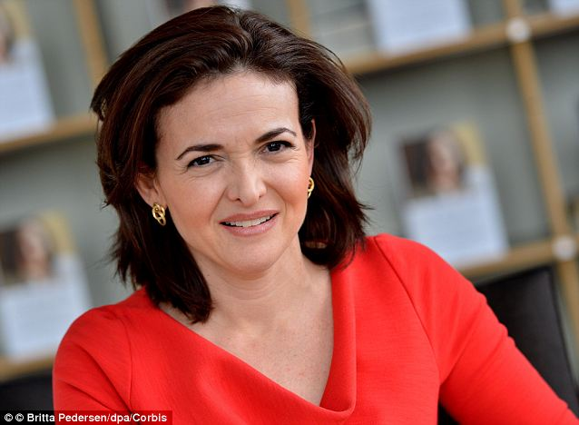 Lean in: Sheryl Sandberg Facebook's chief operating office, and one of the most powerful women in business according to Fortune, has, thus far, managed to avoid the sack