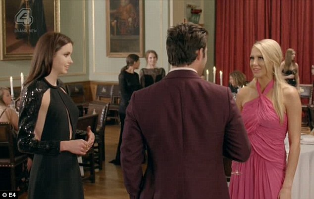 'Hey a**hole!' Stephanie Pratt makes quite the entrance to Rosie's ball to confront Spencer