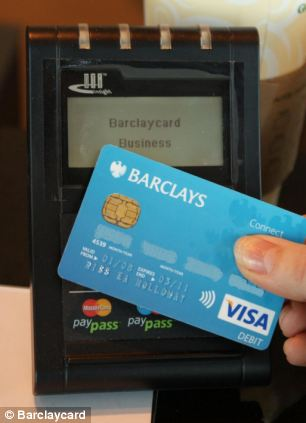 Virtual: Cash is being used less and less and banks keep developing new, easy ways of using debit cards