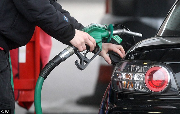 Petrol prices: The cost of filling up at the pump could rise in coming weeks because of Russia/Ukraine