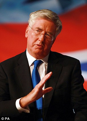 Tory minister Michael Fallon (pictured) has defended the privatisation of the Royal Mail - amid growing public anger that taxpayers were left short changed