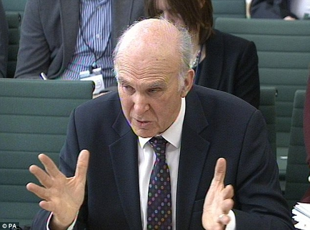 Business Secretary Vince Cable has come under fire from all sides over his handling of the controversial Royal Mail sell-off