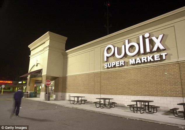 Poultry apology: Publix responded after news of Feldman's chicken spree broke and released a statement blaming their supplier and promising to weigh birds in the future