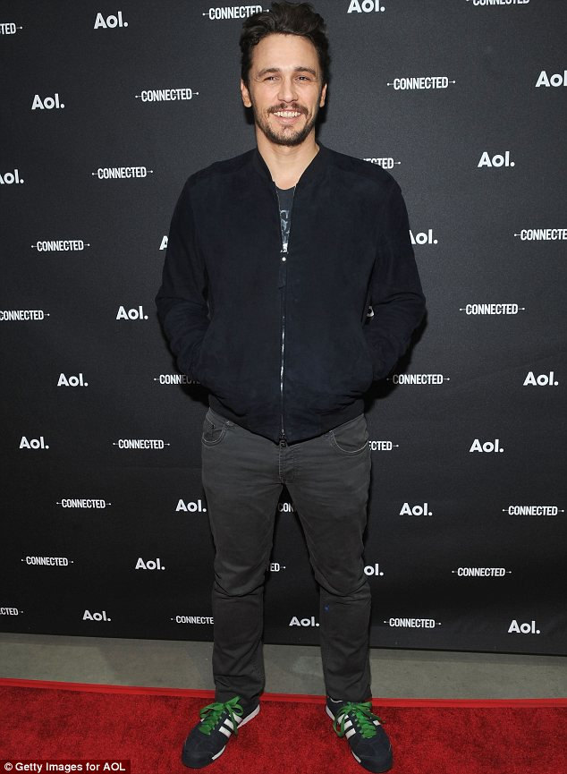 James Franco The Artist: The busy multihyphenate has a new show where he will discuss some of his favourite movies
