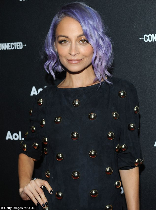 Flawless: Nicole was glowing as she arrived at the event to promote her show CandidlyNicole
