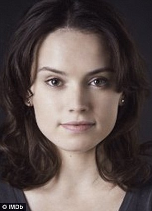 Fast cast: British actress Daisy Ridley, 21, was said to have been the first lead to be cast, while Andy Serkis, 50, came on board around the same time