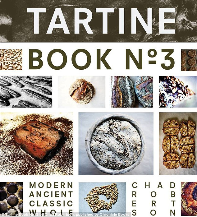 The recipe runs 38 pages in the cookbook Tartine Bread, which was created by famed baker Chad Robertson from Tartine Bakery in San Francisco