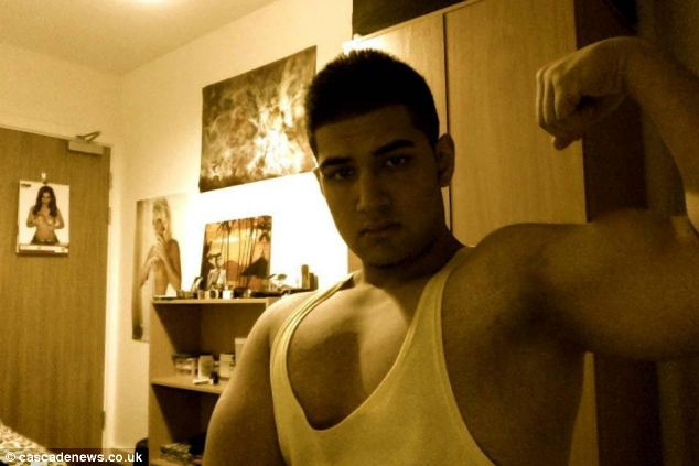 Sarmad Alladin died after taking deadly 'bodybuilding' tablets he bought over the internet, an inquest has heard