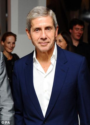 Fashion link: Stuart Rose, the former head of Marks and Spencer, joined Fat Face as its chairman in 2013.