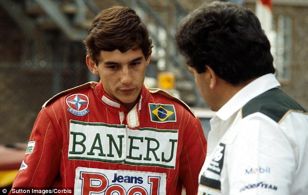 Remembered: F1 star Ayrton Senna was killed on May 1 1994 as he raced at the Imola track